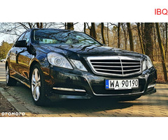 Mercedes-Benz Klasa E W212